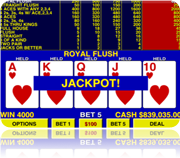 Video poker astuce unlocking lvl 50 roulette