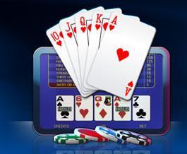 jeu de video poker en ligne